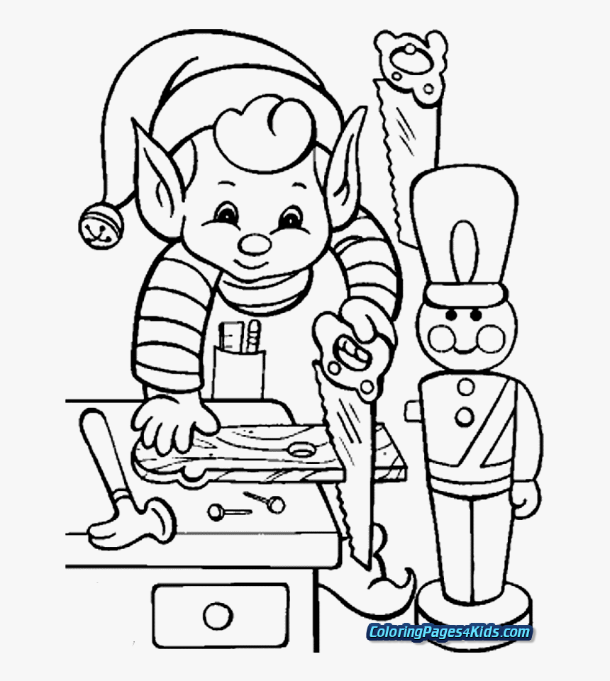 Coloring pages «Fairies and Elves» - Coloring pages for you   960x860