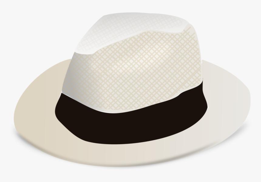 Fedora Cap Headgear Transparent Background Panama Hat Png Png