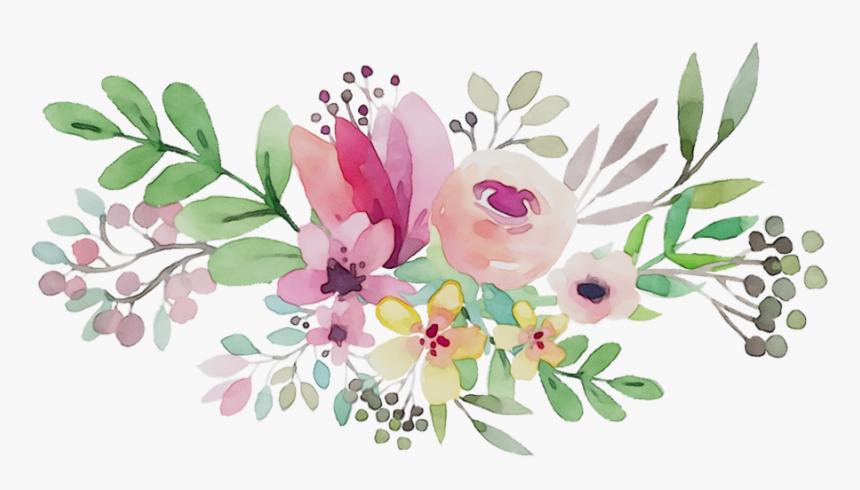 Flower Cliparts Transparent Wedding - Bridal Shower Flowers ...