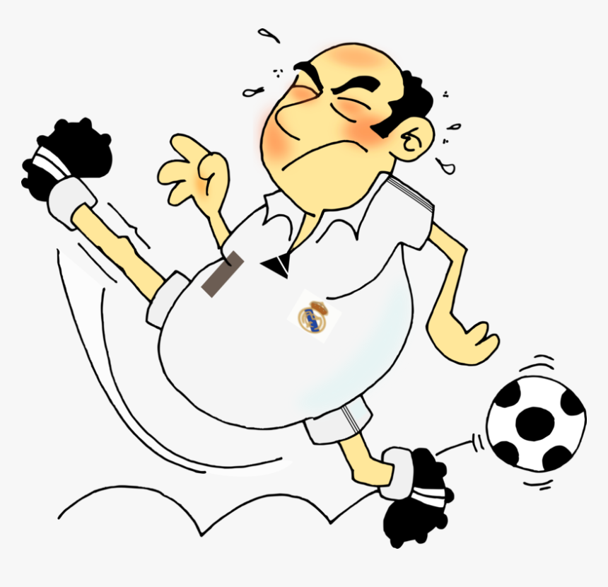 Transparent Cartoon Football Png Can T Play Soccer Png Download Transparent Png Image Pngitem