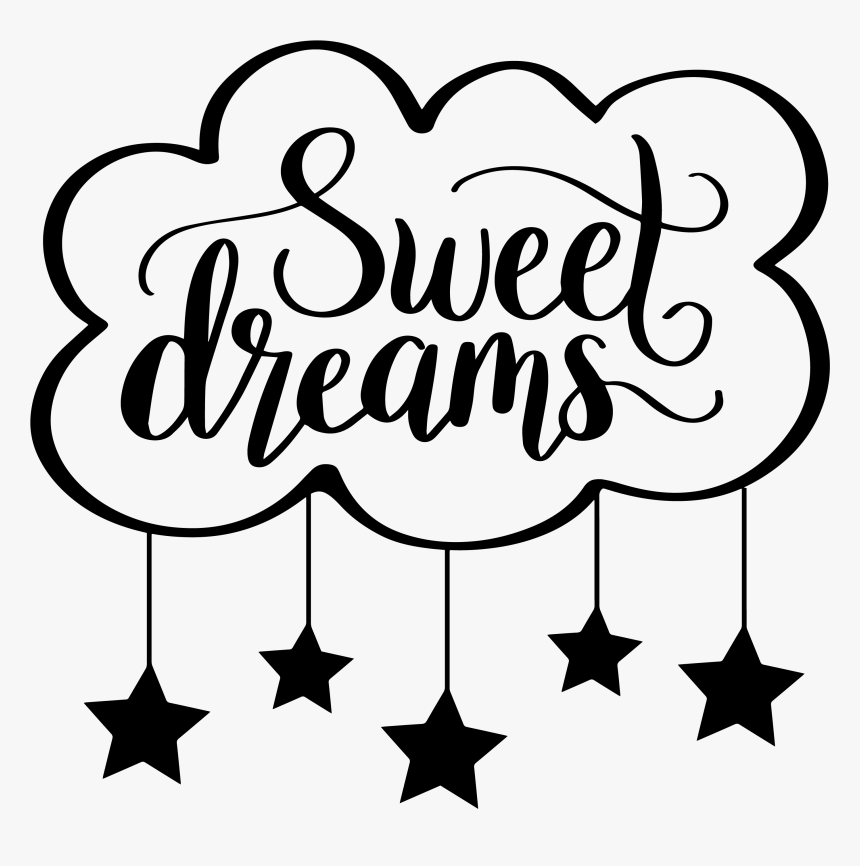 Memories Clipart Calligraphy Sweet Dreams Svg Free Hd Png Download Transparent Png Image Pngitem