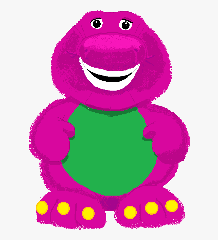 Doll barney & friends, hd png download, transparent png image.