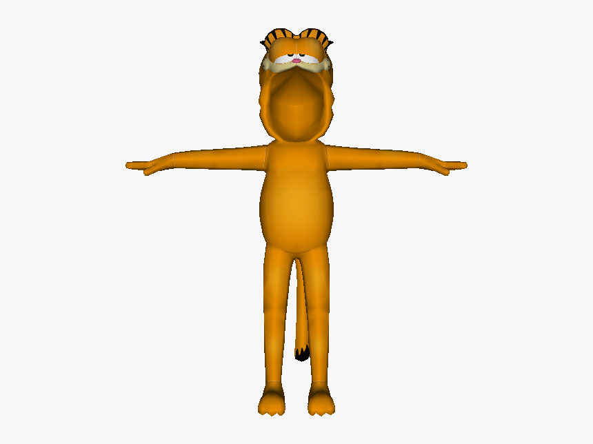Download Zip Archive Garfield T Pose Transparent Hd Png Download Transparent Png Image Pngitem