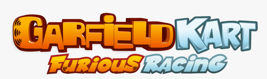 Garfield Kart Furious Racing Hd Png Download Transparent Png Image Pngitem