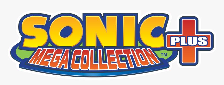 Sonic Mega Collection Logo Photo Sonic The Hedgehog Hd Png Download Transparent Png Image Pngitem