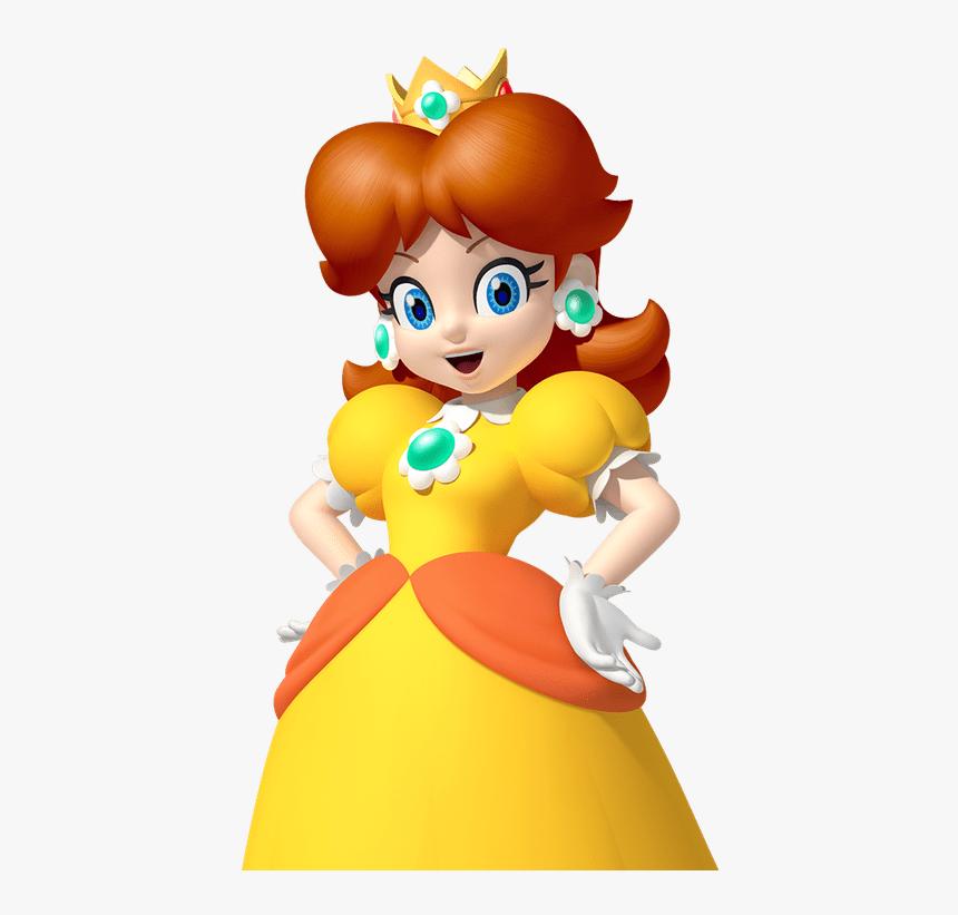 Princess Peach Clipart Crown Princesa Daisy Mario Bros Hd