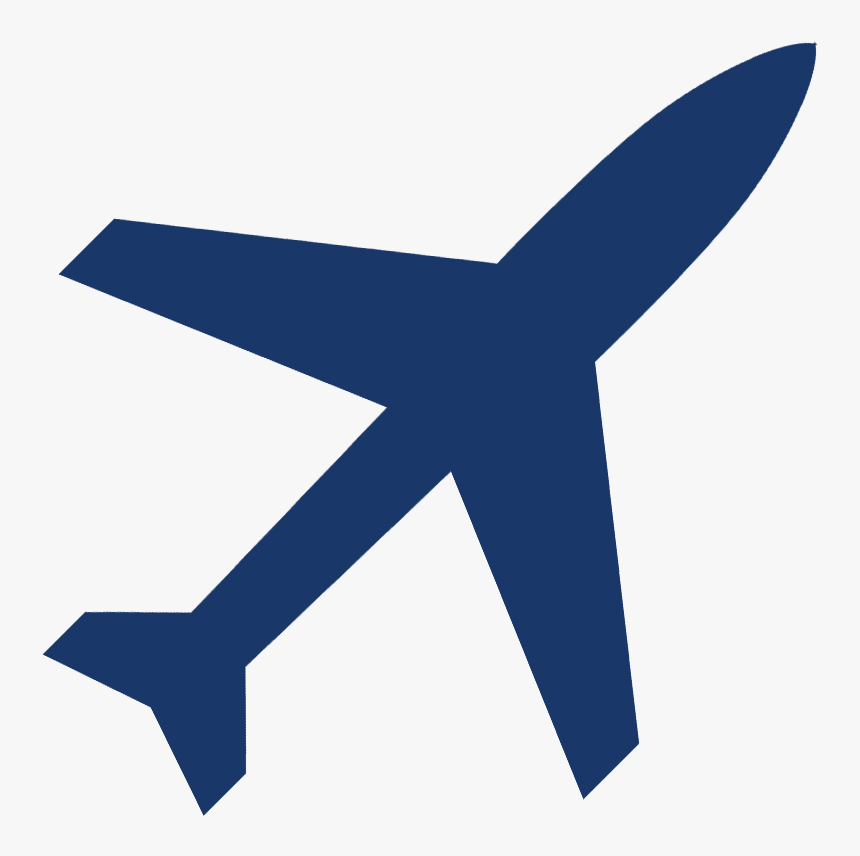 Planeaire Travel Mist Blue Plane Icon Png Transparent Png