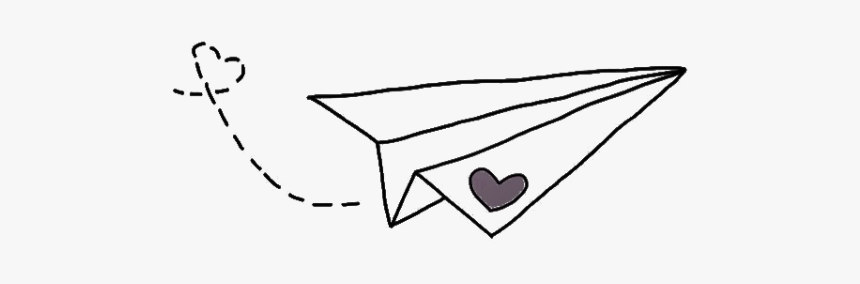 Fly Doodle Paper Plane Freetoedit Ftestickers Paper