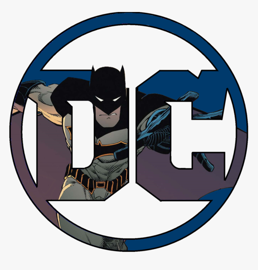 Batman Dc Comics Logo, HD Png Download , Transparent Png Image ...