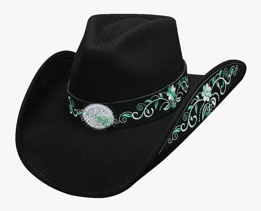 Black Cowboy Hat Transparent Background Hd Png Download