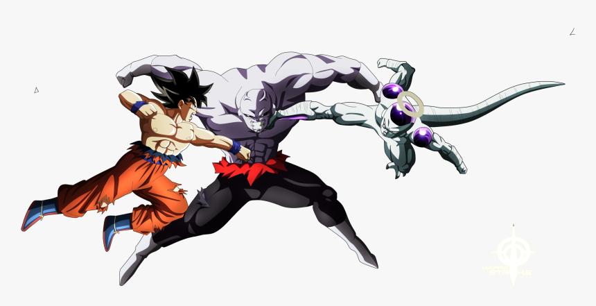Dragon Ball Super Imagens 4k Jiren Hd Png Download Transparent