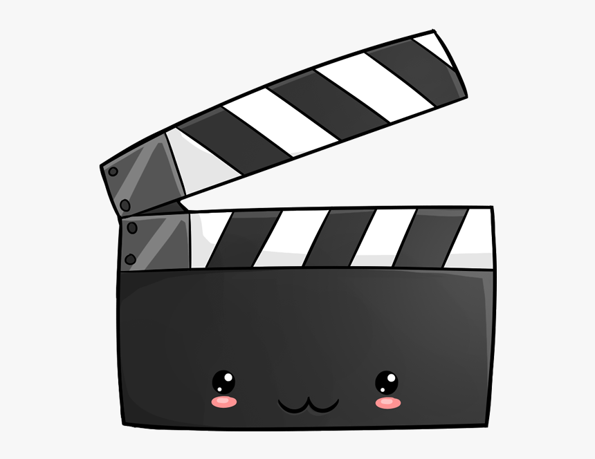 Movie Night Kawaii - Movie Kawaii Png, Transparent Png ...