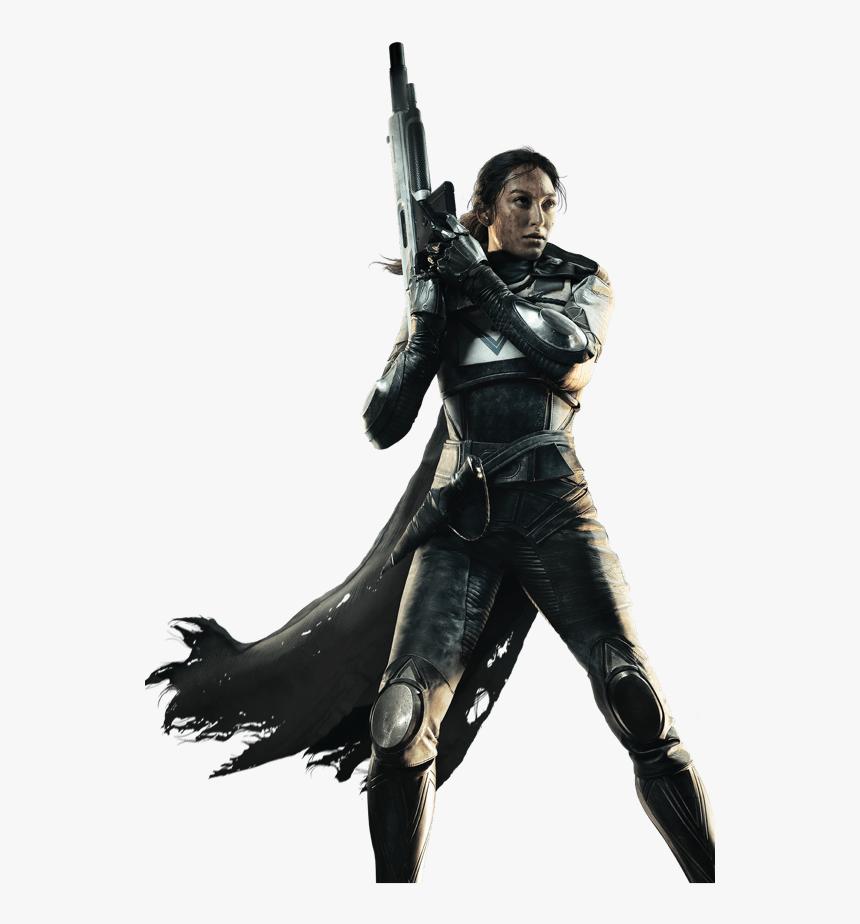 Hunter Profile Destiny 2 Female Hunter Hd Png Download Transparent Png Image Pngitem