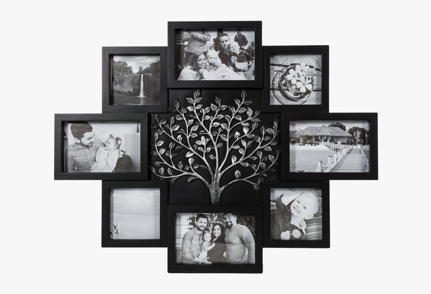 Black Photo Frames Png Family Frame