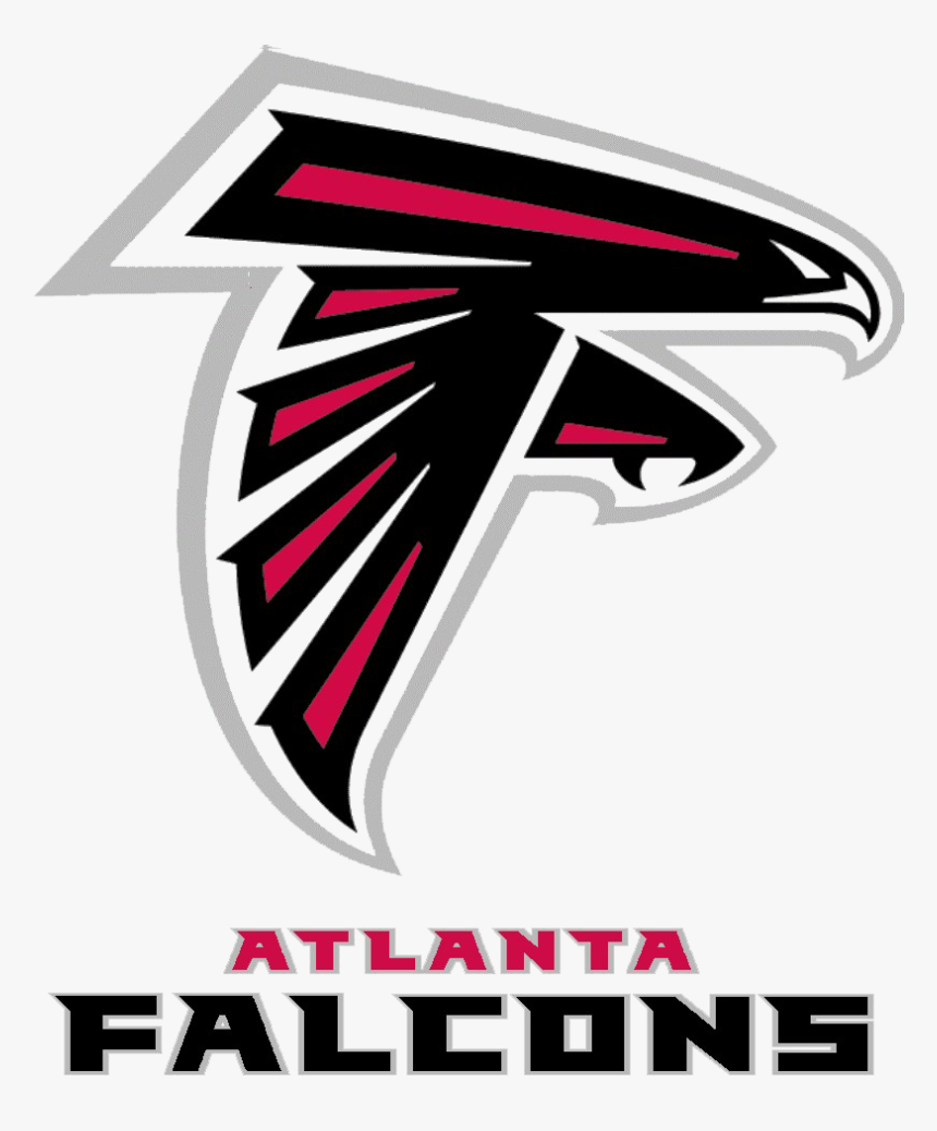 Falcon Clipart Atlanta Falcon - Nfl Atlanta Falcons Logo ...
