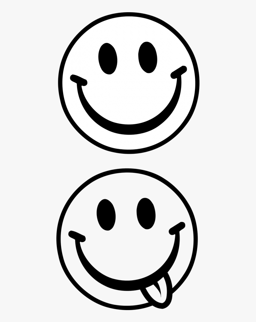 Apple Smiley Face With Hands Black And White Clipart - Angel Emoji Png ,  Free Transparent Clipart - ClipartKey