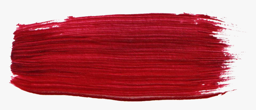 Red Brush Stroke Png Transparent Png Transparent Png Image Pngitem