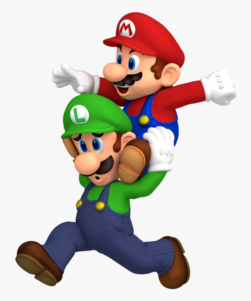 Mario And Luigi Superstar Saga Art Hd Png Download