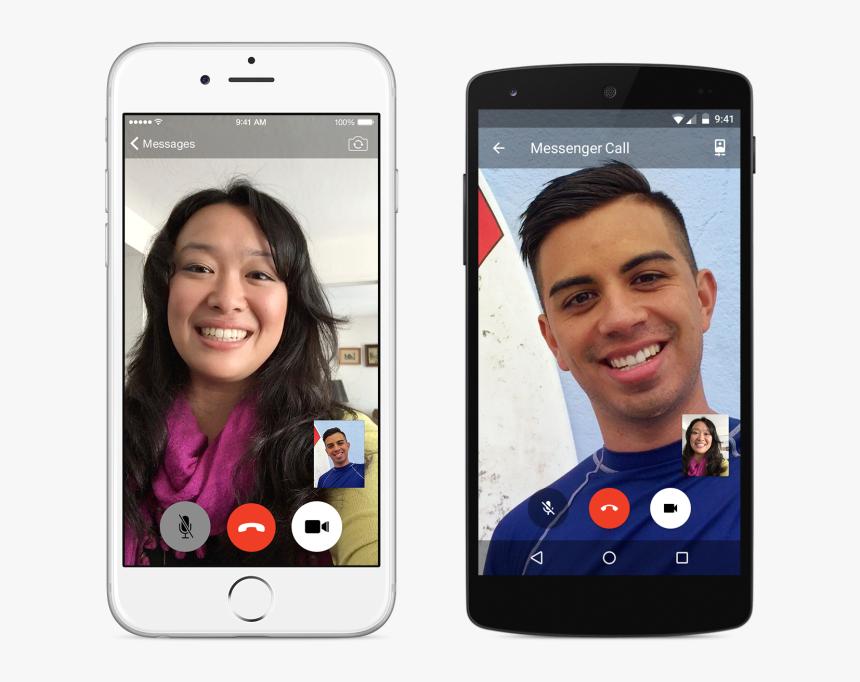 Messenger Video Call Hd Png Download Transparent Png Image Pngitem