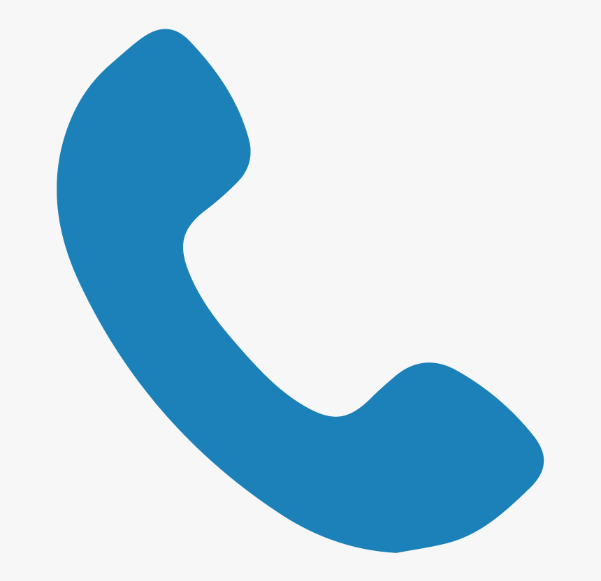 Blue Phone Icon Png Clipart , Png Download - Transparent