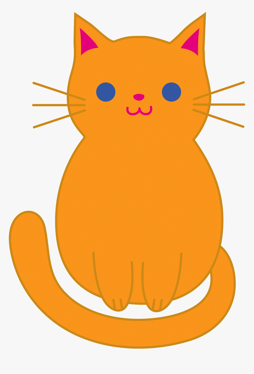Cat Clipart Group 4th Cute Cat Free Clipart Hd Png Download Transparent Png Image Pngitem