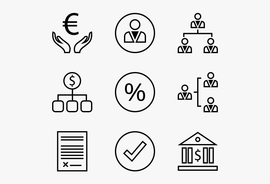 Business And Finance Icon Collection Tech Icon Vector Hd Png Download Transparent Png Image Pngitem