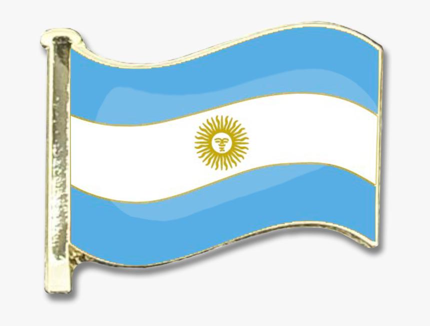 Argentina Flag Badge Flag Hd Png Download Transparent Png