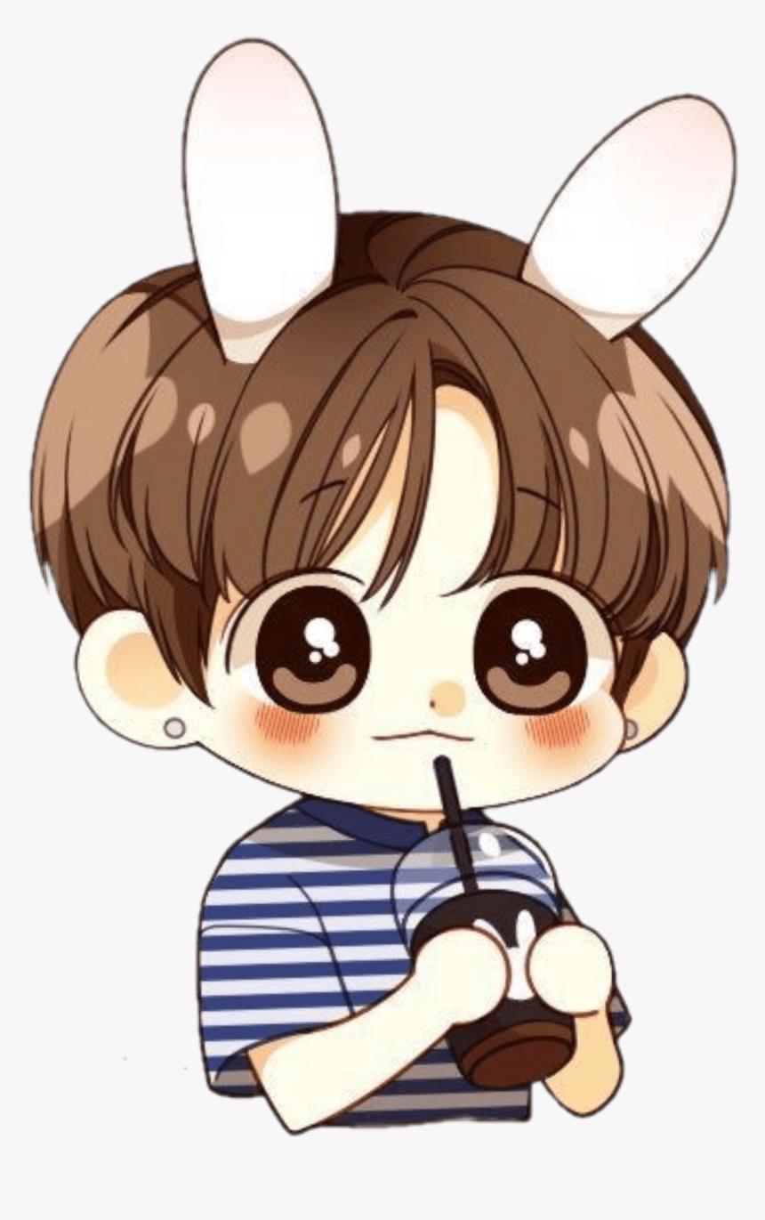 157 1573709 jungkook cute kawaii bts chibi easy chibi bts