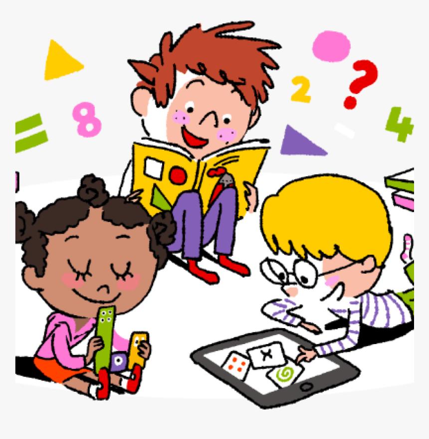 Maths Clipart Images Clipart Kids Math Clip Art Kids - Math Kids Clipart, HD Png Download , Transparent Png Image - PNGitem