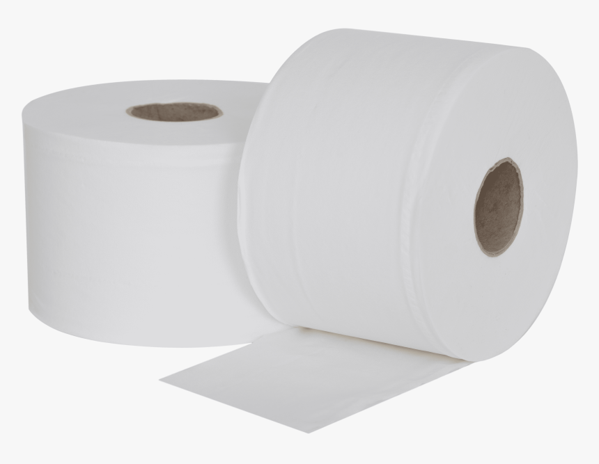 Twin Jumbo Toilet Roll Label Hd Png Download Transparent Png