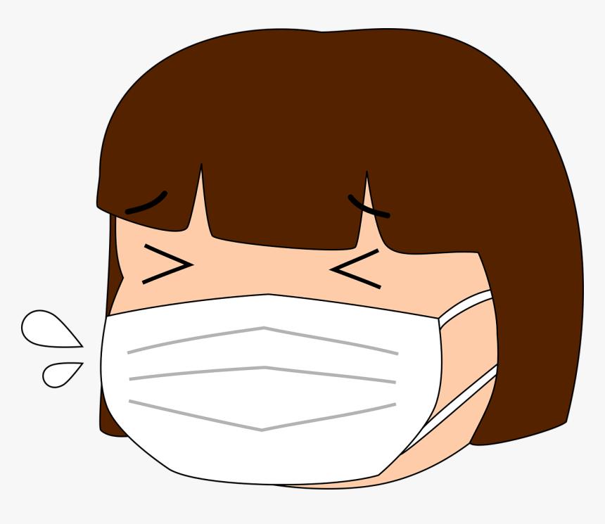 Gambar Vektor Orang Pakai Masker - Masker Vector Images ...