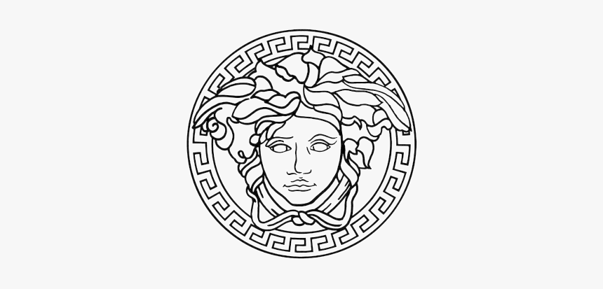 Versace Logo Wallpaper Iphone Hd Png Download Transparent Png