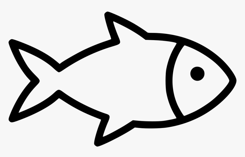 Fish Clipart Black And White Hd Png Download Transparent Png Image Pngitem