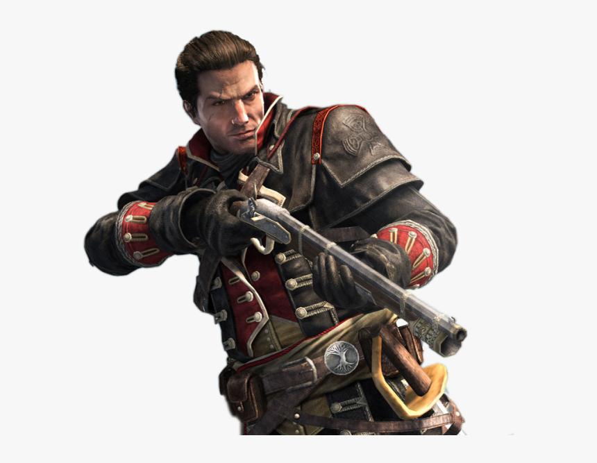 Assassin S Creed Rogue Character Hd Png Download Transparent