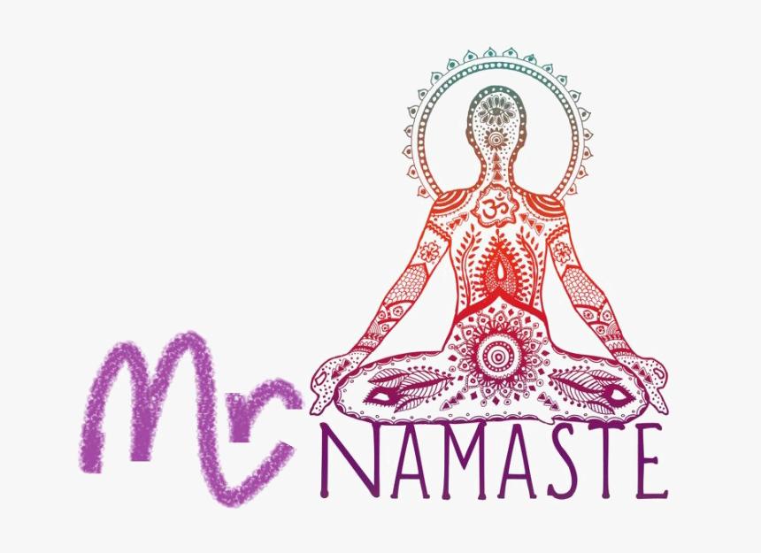 Namaste Transparent Background Namaste Yoga Clipart Hd Png Download Transparent Png Image Pngitem