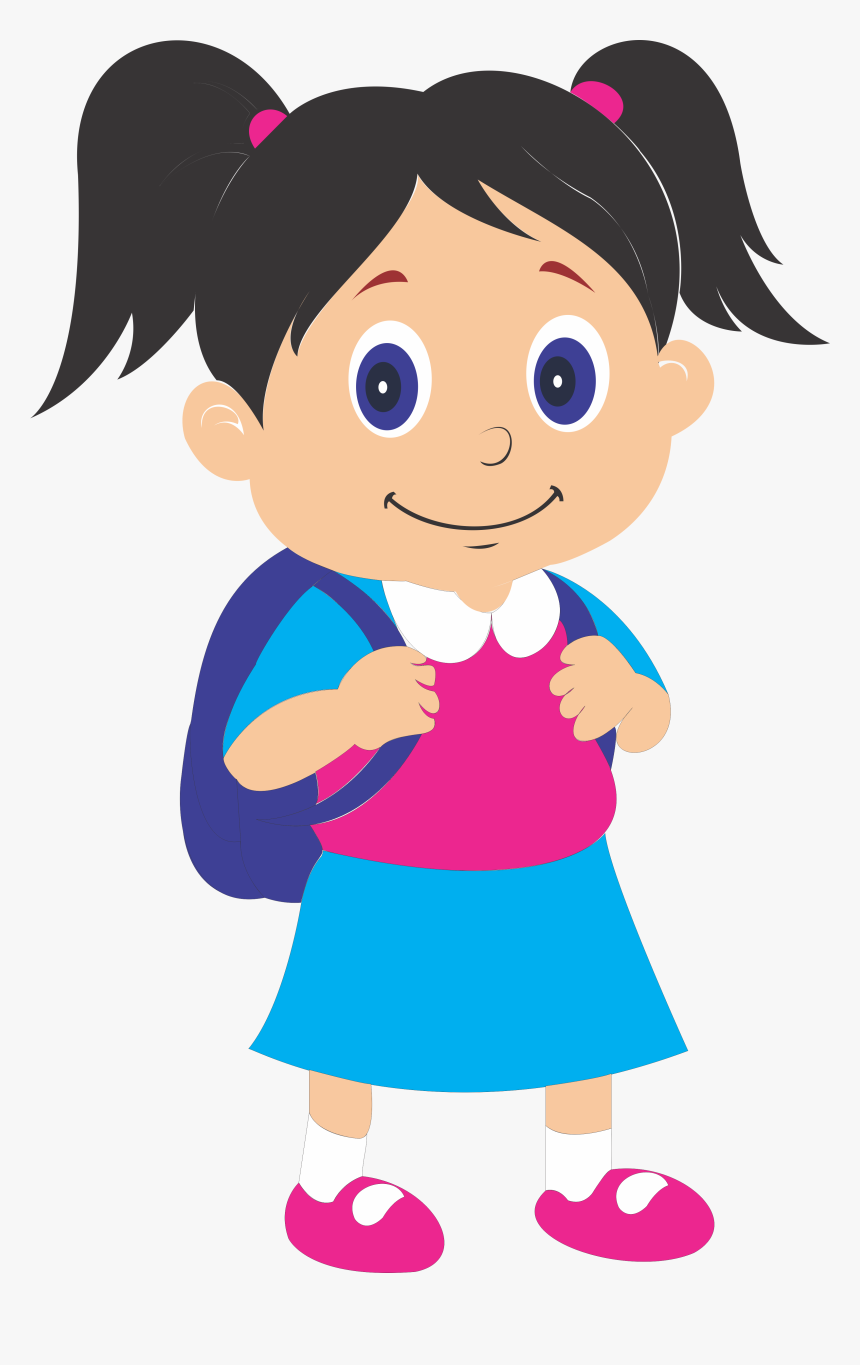 Boy School Student Clipart, HD Png Download , Transparent ...