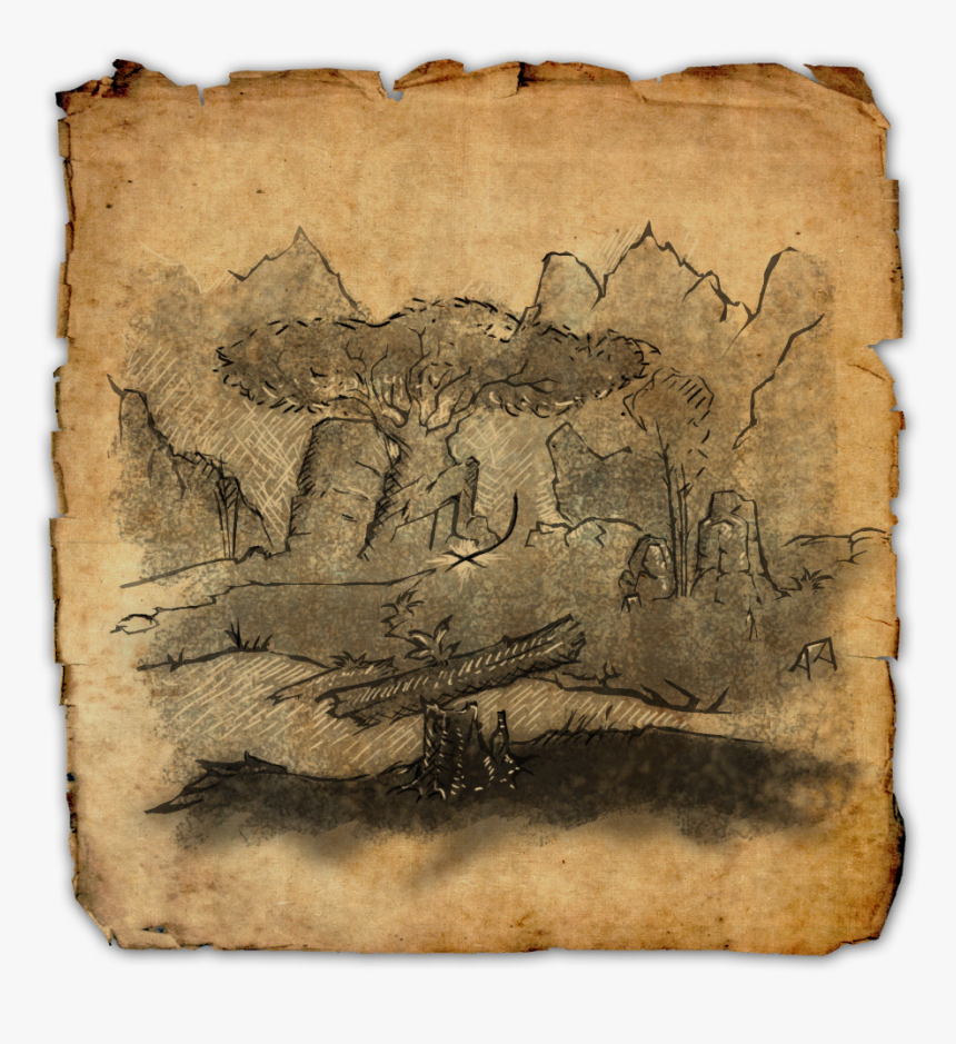 Greenshade Treasure Map I , Png Download - Clockwork City ... on the rift ce treasure map, khenarthi's roost treasure map, stormhaven ce treasure map, bleakrock treasure map, auridon treasure map,