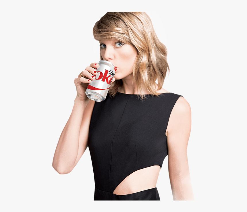 Png Taylor Swift Taylor Swift Drinking Coke Transparent Png Transparent Png Image Pngitem