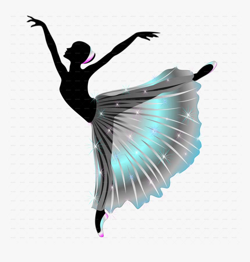 Classical Dancer Graceful Ballerina By Bluedarkat ...