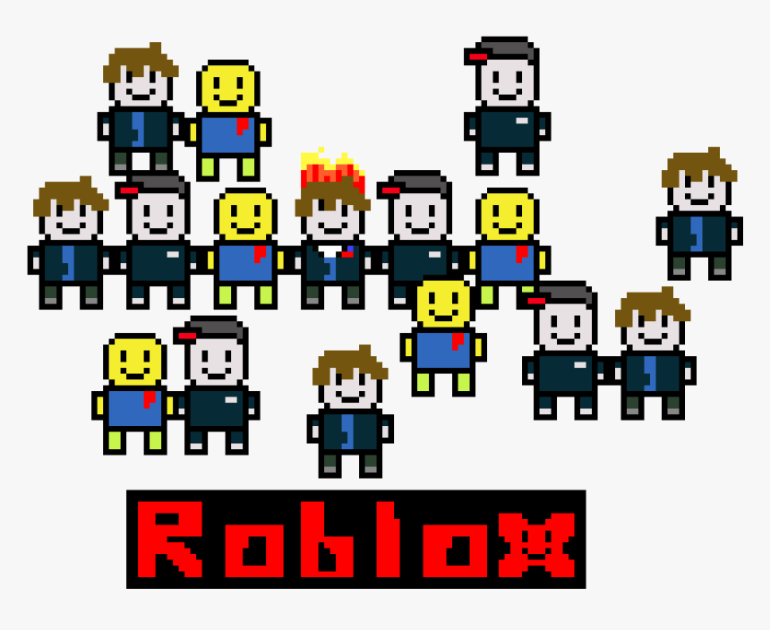 Noobs Roblox Bacon Roblox Guest Noob And Bacon Hair Hd Png Download Transparent