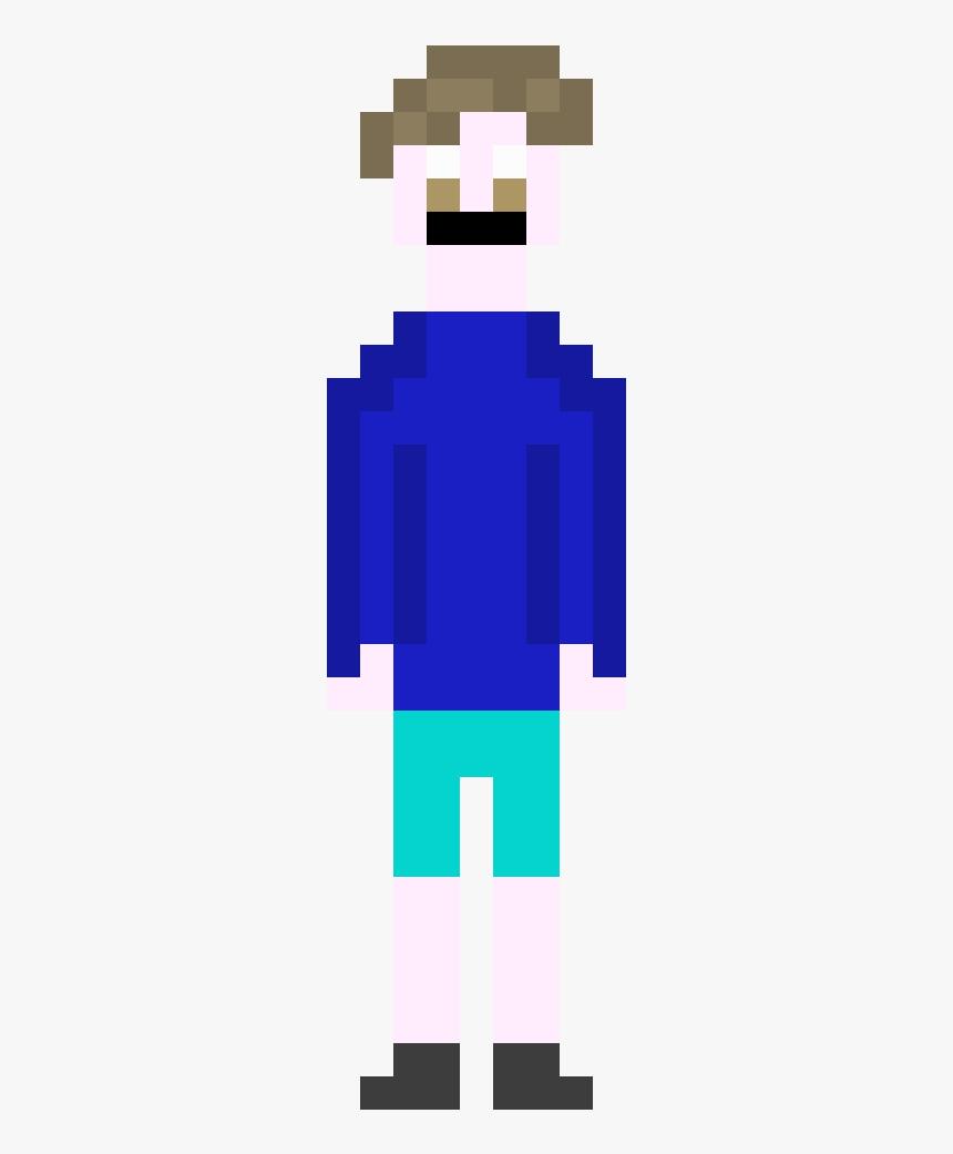 Ronald Mcdonald Pixel Art Hd Png Download Transparent Png