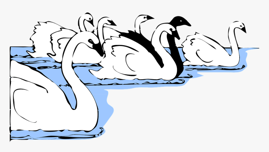 Swan Clip Art & Images - Free for Commercial Use | Swans art, Art, Swan  drawing