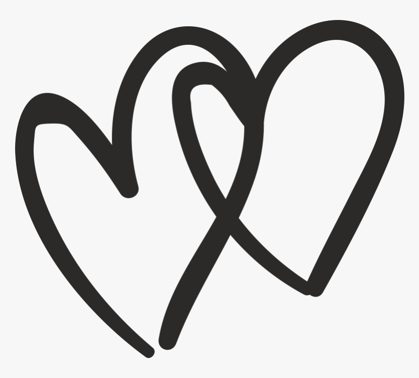 Nail Art Hitam Putih: Product Design Clip Art Love Line