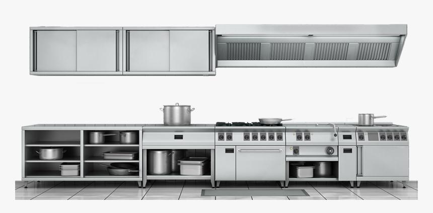 Bespoke Commercial Kitchen Services And Commercial Restaurant Kitchen Interior Design Hd Png Download Transparent Png Image Pngitem