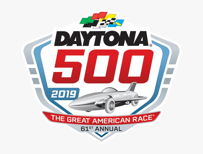 2019 Daytona 500 Logo Hd Png Download Transparent Png Image Pngitem