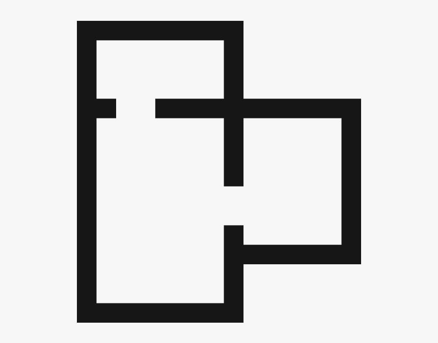 Multiple Rooms Icon - Cross, HD Png Download , Transparent Png Image -  PNGitem