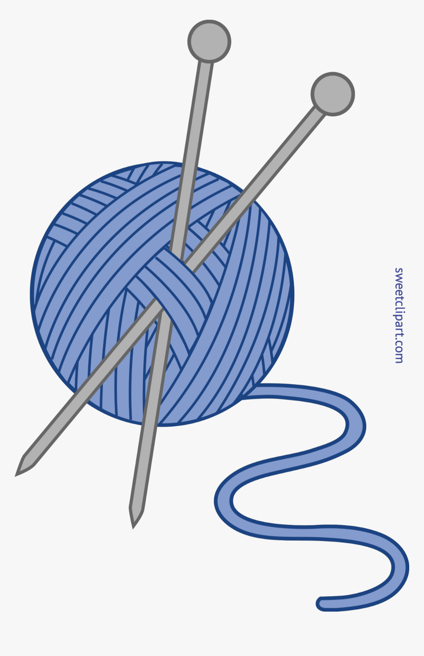 Transparent Needle And Thread Png Knitting Needles Clip Art Png Download Transparent Png Image Pngitem