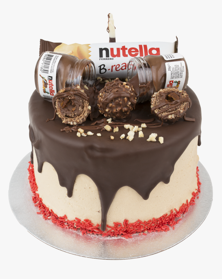 Awesome 40Th Birthday Cake Ideas Nutella Hd Png Download Transparent Funny Birthday Cards Online Elaedamsfinfo