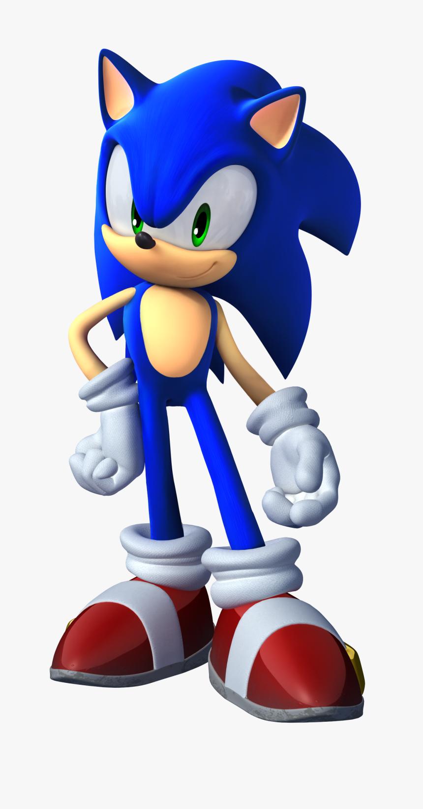 sonic the hedgehog logo transparent background