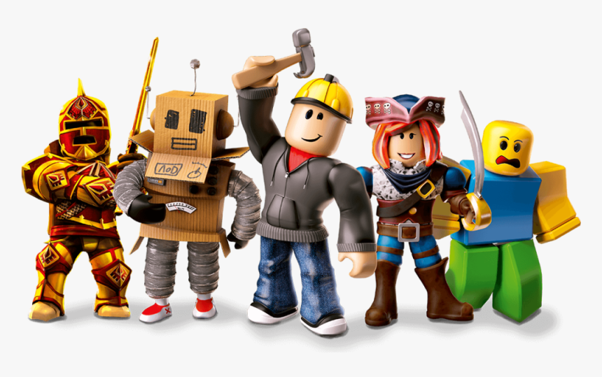 Roblox Group Character Images Roblox Character Png Transparent Png Download Transparent Png Image Pngitem